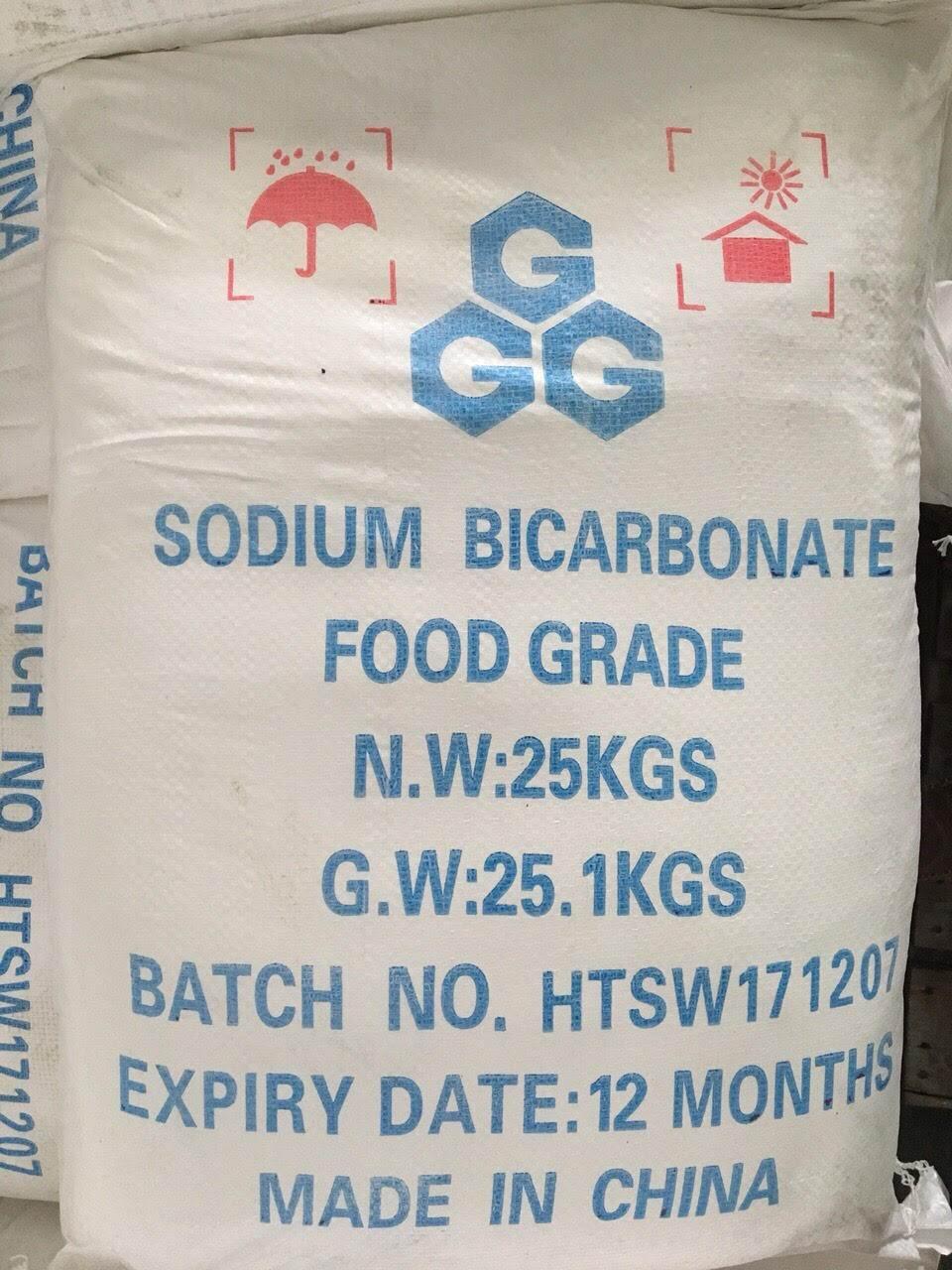 Sodium Bicarbonate-NaHCO3 99%