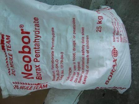 Na2B4O7.10H2O - Borax 99.5%
