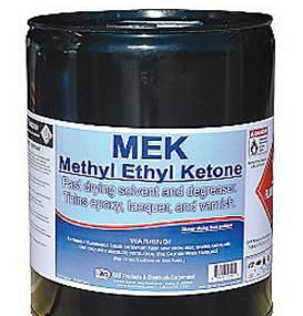 MEK methyl-ethyl-ketone