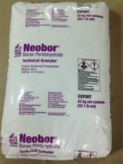 Natri Borax Na2B4O7.5H2O
