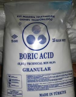 ACID BORIC - H3BO3