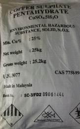Đồng sunfat CuSO4 24,5%