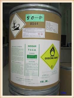 Tricholoroisocyanuric acid - TCCA